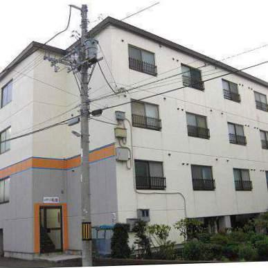 北海道江別市の築29年 4階建の賃貸マンション