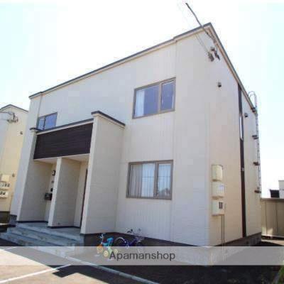 北海道江別市、江別駅徒歩38分の築9年 2階建の賃貸テラスハウス
