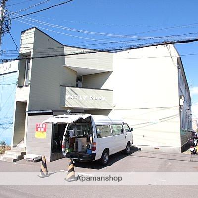 北海道江別市、野幌駅徒歩10分の築29年 2階建の賃貸アパート