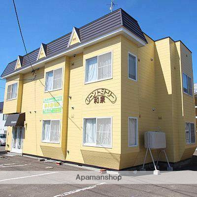 北海道江別市、野幌駅徒歩13分の築28年 2階建の賃貸アパート