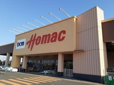 ホーマック札内店 1200m