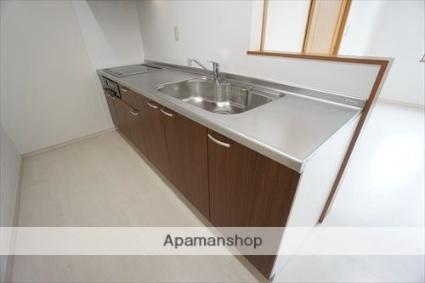 ユアテラスⅢ[2LDK/61.45m2]のキッチン