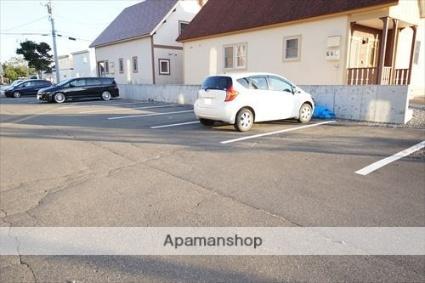 にこにこハイツ[1DK/39.6m2]の駐車場