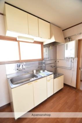 幸ハイツ[2LDK/53.46m2]のキッチン