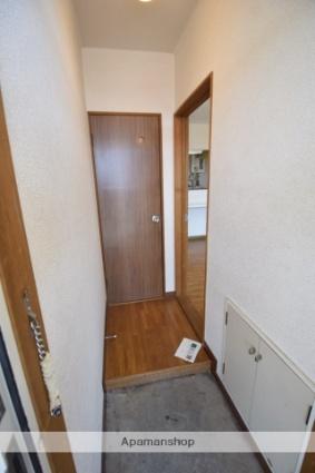 ワンダーハイツ98[2LDK/45.56m2]の玄関