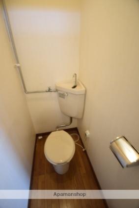 ワンダーハイツ98[2LDK/45.56m2]のトイレ