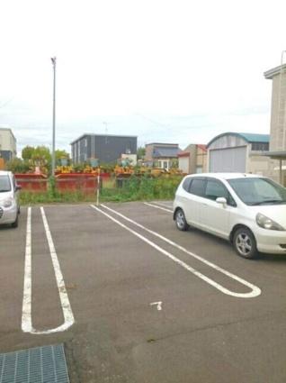 ベルアンジュ[2LDK/63.34m2]の駐車場