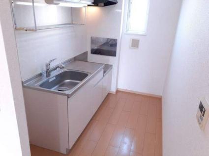ベルアンジュ[2LDK/63.34m2]のキッチン