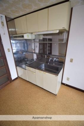 ゴトーハイム[3LDK/58.39m2]のキッチン
