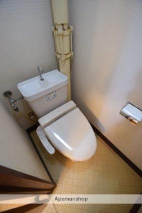 ゴトーハイム[3LDK/58.39m2]のトイレ