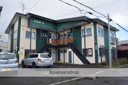 日成マンションA[2DK/42.1m2]の駐車場