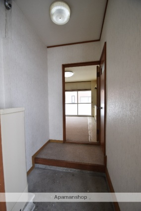 日成マンションA[2DK/42.1m2]の玄関