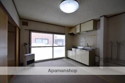 日成マンションA[2DK/42.1m2]のリビング・居間
