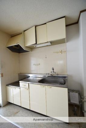 日成マンションA[2DK/42.1m2]のキッチン