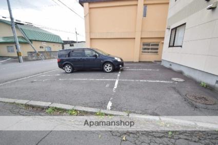 サニースマイル2000[2LDK/52.48m2]の駐車場