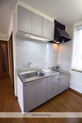 サニースマイル2000[2LDK/52.48m2]のキッチン