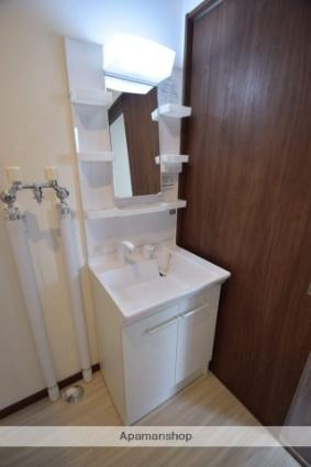 LANA C棟[1LDK/40.73m2]の洗面所