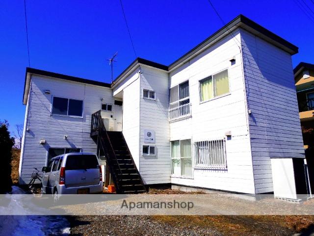 北海道河東郡音更町の築27年 2階建の賃貸アパート