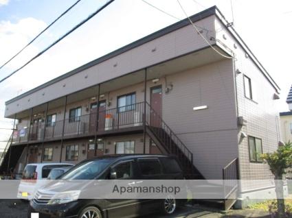 北海道帯広市の築30年 2階建の賃貸マンション