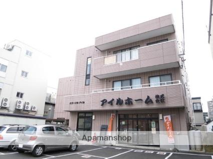 北海道札幌市北区、北34条駅徒歩18分の築17年 3階建の賃貸アパート