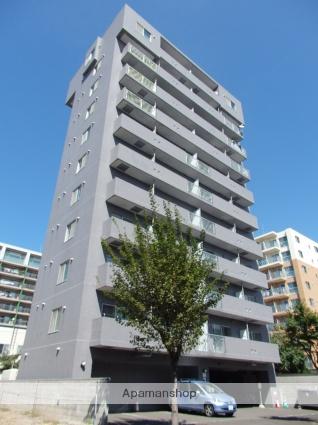北海道札幌市北区、北18条駅徒歩3分の築21年 11階建の賃貸マンション