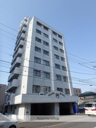 北海道札幌市北区、北18条駅徒歩5分の築27年 11階建の賃貸マンション