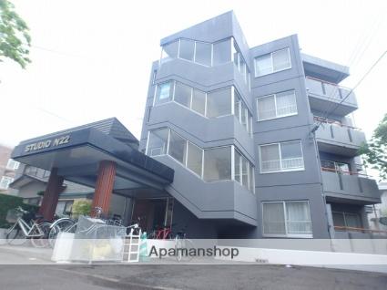 北海道札幌市北区、札幌駅バス23分北区役所下車後徒歩6分の築30年 4階建の賃貸マンション