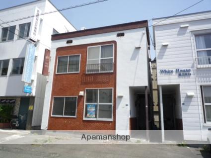 北海道札幌市東区、新琴似駅徒歩17分の築36年 2階建の賃貸アパート