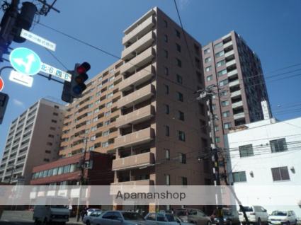 北海道札幌市北区、札幌駅徒歩4分の築14年 10階建の賃貸マンション
