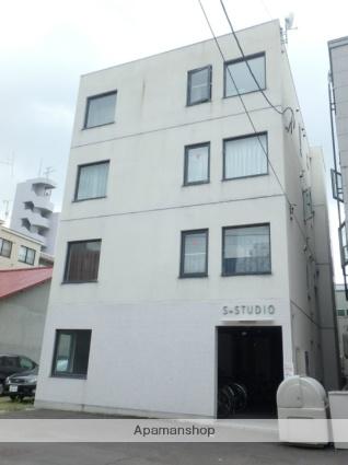 北海道札幌市北区、北18条駅徒歩5分の築13年 4階建の賃貸マンション