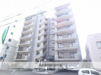 北海道札幌市北区、北34条駅徒歩15分の築25年 8階建の賃貸マンション