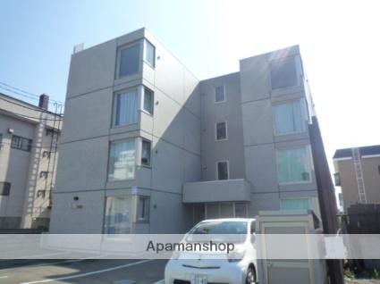北海道札幌市北区、北24条駅徒歩6分の築3年 4階建の賃貸マンション