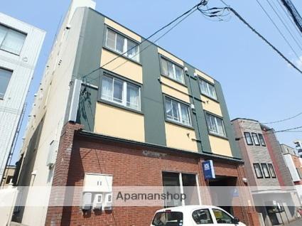 北海道札幌市北区、北34条駅徒歩9分の築44年 5階建の賃貸マンション
