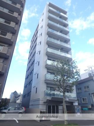北海道札幌市北区、北24条駅徒歩9分の築9年 10階建の賃貸マンション