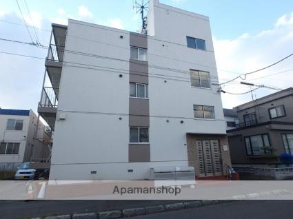 北海道札幌市北区、北34条駅徒歩23分の築38年 3階建の賃貸マンション