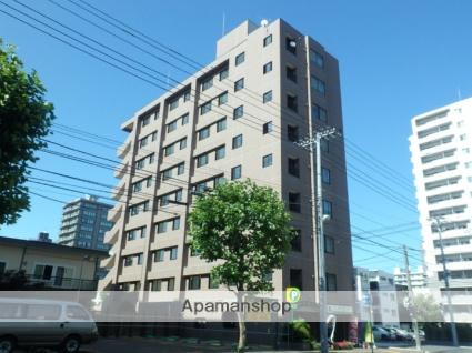 北海道札幌市北区、札幌駅徒歩8分の築14年 9階建の賃貸マンション