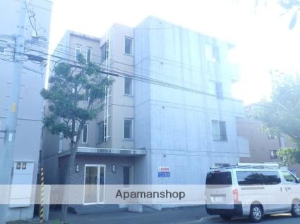 北海道札幌市北区、北24条駅徒歩14分の築13年 4階建の賃貸マンション