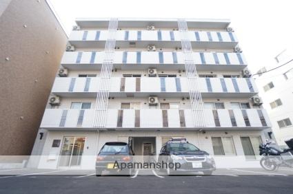 北海道札幌市北区、北18条駅徒歩4分の築1年 5階建の賃貸マンション