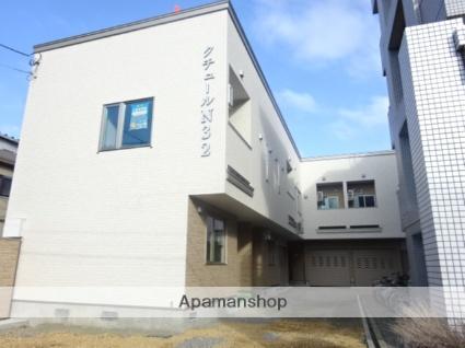 北海道札幌市北区、新川駅徒歩15分の新築 2階建の賃貸テラスハウス