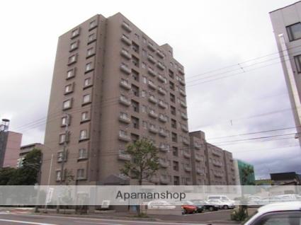 北海道札幌市北区、北34条駅徒歩9分の築23年 11階建の賃貸マンション