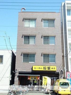 北海道札幌市北区、北24条駅徒歩7分の築31年 5階建の賃貸マンション