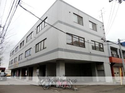 北海道札幌市東区、北34条駅徒歩18分の築27年 3階建の賃貸マンション
