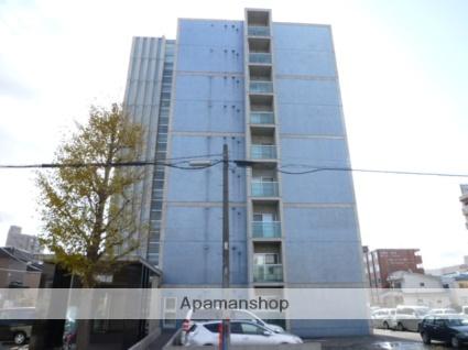 北海道札幌市東区、栄町駅徒歩16分の築17年 9階建の賃貸マンション