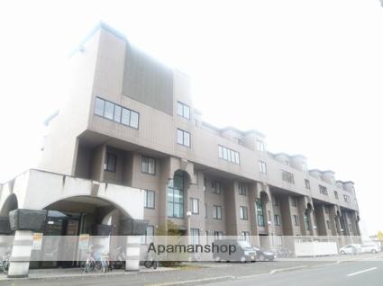 北海道札幌市東区、栄町駅徒歩12分の築22年 5階建の賃貸マンション