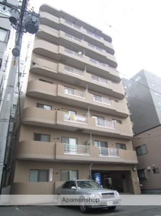 北海道札幌市北区、北34条駅徒歩12分の築25年 8階建の賃貸マンション