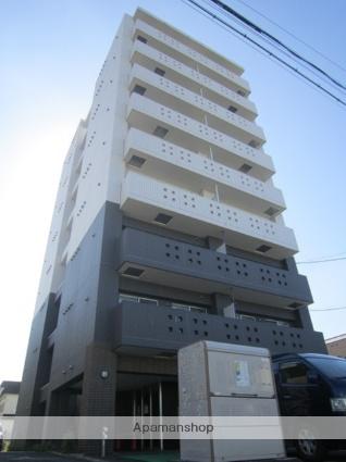 北海道札幌市北区、北24条駅徒歩12分の築10年 9階建の賃貸マンション