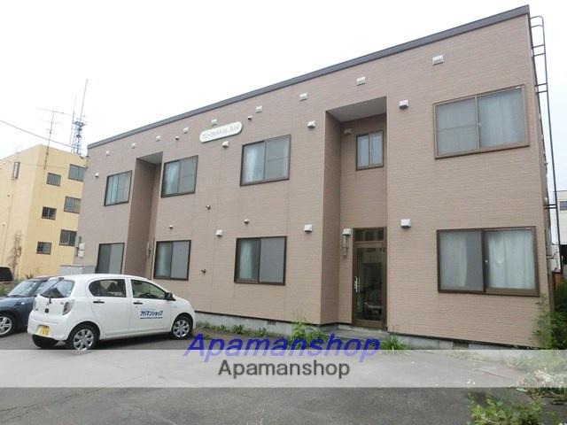 北海道小樽市、小樽駅徒歩12分の築29年 2階建の賃貸アパート