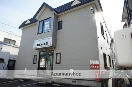 北海道小樽市、小樽駅徒歩9分の築17年 2階建の賃貸アパート