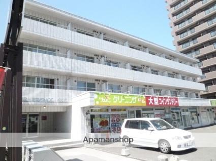 北海道札幌市東区、栄町駅徒歩18分の築25年 4階建の賃貸マンション