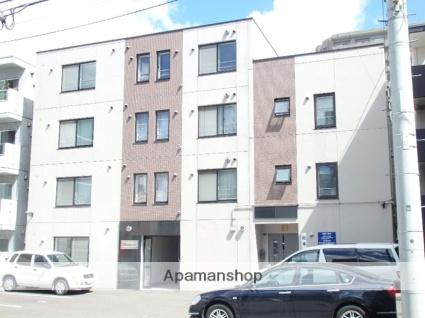 北海道札幌市東区、札幌駅徒歩8分の築11年 4階建の賃貸マンション